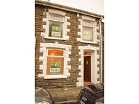 FOR RENT! Newly renovated 3-bedroom house in Llewellyn Street, Pontygwaith £450 PCM