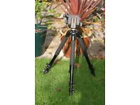 Tripod - Manfrotto 501 Tripod 344B. In very good order with own carry bag.