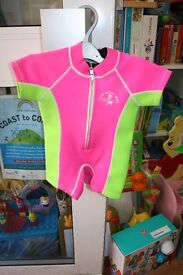Wetsuit 0-3 months