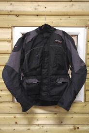 ARMR Moto Kismo Jacket Black/Grey