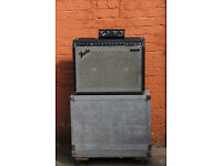 FENDER SHOWMAN TWIN REVERB AMP