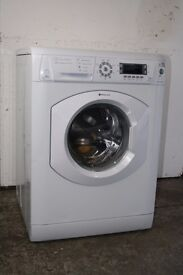 Hotpoint 8kg 1600 Digital Display Excellent Condition 6 Month Warranty Delivery/Install Available