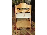 Baby/Child High Chair ( Similar Style as Stokke Tripp Trapp )