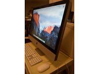 "iMac 27"" Quad i7 - 8GB Ram - 1TB HDD"