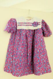 Girls Dress by JCPenny, age appros 3 - 5 Years, Very Good Condition, Histon