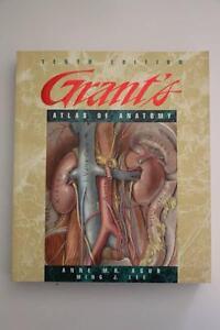 Grants Atlas of Anatomy Textbook Wilberforce Hawkesbury Area Preview