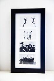 Multi photo frame hanging cupboard / cabinet box for jewellery keys