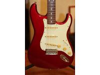Fender(Japanese) CIJ 62' reissue Stratocaster .