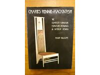 Charles Rennie Mackintosh: Complete Furniture, Furniture Drawings and Interior Designs (Hardcover)
