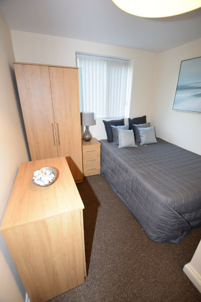 Modern En-suite Room in Erdington, B24