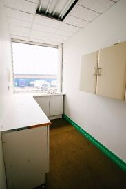 Affordable Workspace in Central Cardiff | Internet | Includes Bills | Flexible Contract | F4