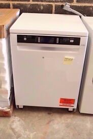 White Brand New A+++ HOTPOINT Ultima Full-size Dishwasher with 14 Place Settings. Price £199