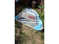 OX Sail 5.3m for windsurfing