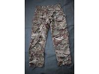 Current Issue MTP (multi Terrain pattern) Trousers (super grade)