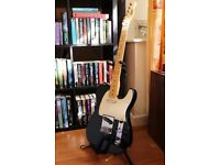 Fender Telecaster MIM Stunning condition with Hard case and accessories