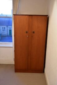 RETRO WARDROBE CUPBOARD EXCELLENT FINE DETAILING. MAY BE ABLE TO DELIVER