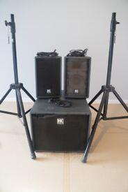 Sound system - HK lukas
