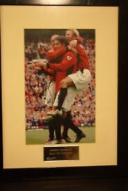 Ruud Van Nistelrooy Authentic Signed Picture No. 9134