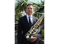 Saxophone Lessons / Tuition