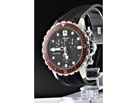Men's Tissot Seastar Chronograph 300M. Divers watch Near new.Warranty.