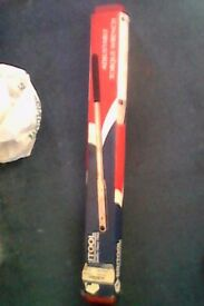 Mechanics TORQUE WRENCH BRITOOL HEAVY COMMERCIAL LIKE NEW