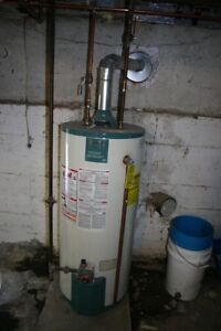Wanted, hot water heater
