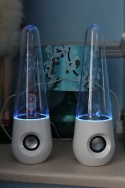 Water Bluetooth Speakers (Collection Only)