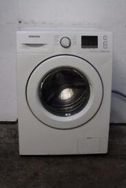 Samsung 8kg Washing Machine Good Condition 1400 Spin Digital Display 6 Month Warranty