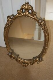 French style mirror £15 sensible offers considered