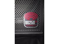 T C Electronics BG250-115 Bass amp