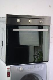 Indesit Built In Single Oven Excellent Condition 12 Month Warranty Local Delivery/Install Included