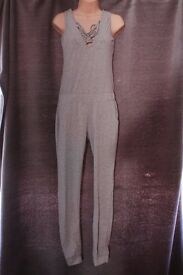 NEW WITH TAGS - Grey Jumpsuit for Sale in BARRHEAD - ONLY £15