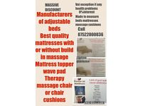 Manufacturerd Adjustable beds very best mattresses on the market remote control build in massage