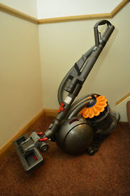 AS NEW DYSON DC39 MULTI FLOOR CYLINDER VACUUM + EXTRAS