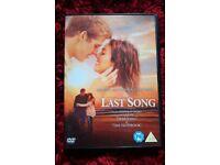 Last Song DVD