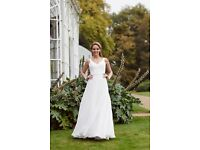 Tiffanys Bridal Bliss Collection 'Marilyn' Wedding Dress in Ivory size 16