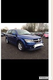 Dodge JOURNEY 2009 BLUE