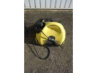 Karcher SC1122 Steam Cleaner working - no attachments