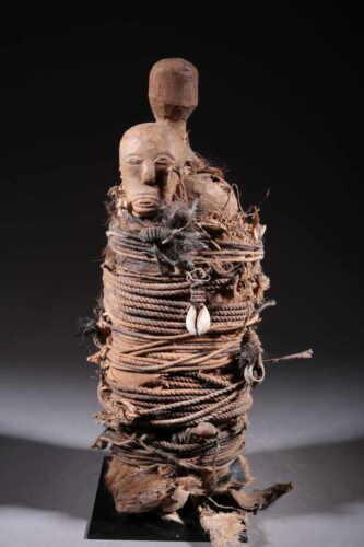 Art African Fetish Voodoo Fon 1020