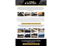 A and R Slater Groundworks Plant and Machinery Hire
