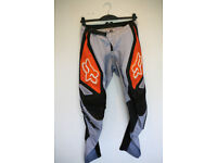 Fox 180 Motocross enduro jersey top and pants trousers