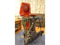 Macpac child carrier rucksack