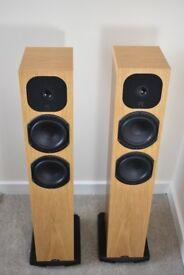 Neat Motive SX1 Speakers (Oak)