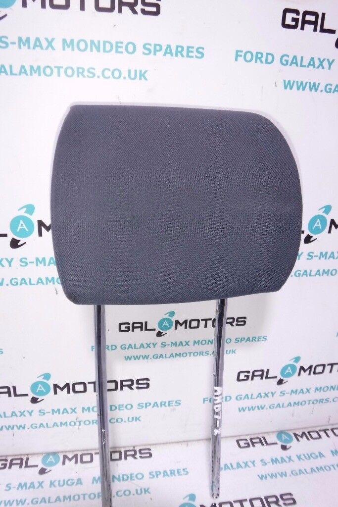 FORD GALAXY S-MAX REAR OR MIDDLE HEADREST BLUE/GREY 2006-2010 AR07-1