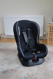 Car Seat 0 to 18 kg - Fits with Car Seat Belts