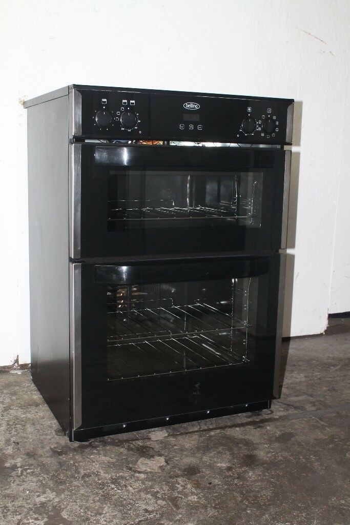 Belling 60cm Ceramic Top Cooker/Oven Model No.CFE60MFT Immaculate Condition 12 Month Warranty