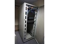 Rittal 42u Server Rack / Cabinet