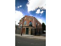 1 Bed Factory Conversion - 2 minutes from Bow Road station - 07825214488