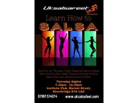 Stourbridge Weekly Salsa Classes