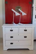 Vintage Retro solid timber chest of drawers good condition Buderim Maroochydore Area Preview